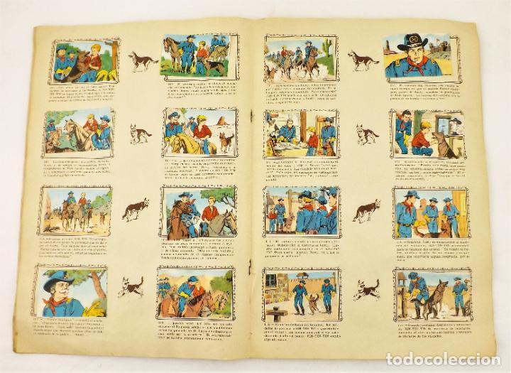 Tebeos: Rin Tin-Tin Album completo. 228 cromos - Foto 2 - 216674488