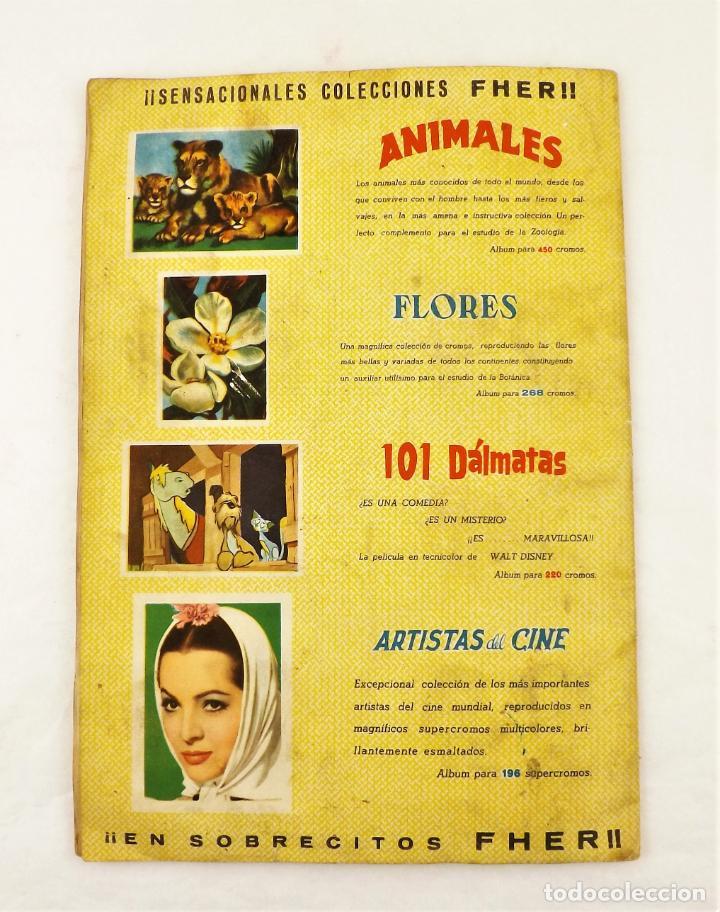 Tebeos: Rin Tin-Tin Album completo. 228 cromos - Foto 3 - 216674488