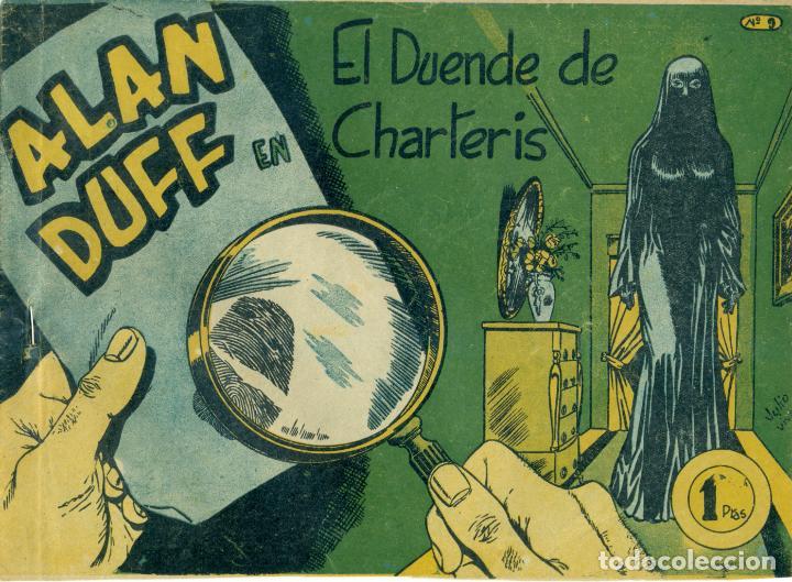 ALAN DUFF Nº 9 (Tebeos y Comics - Marco - Otros)