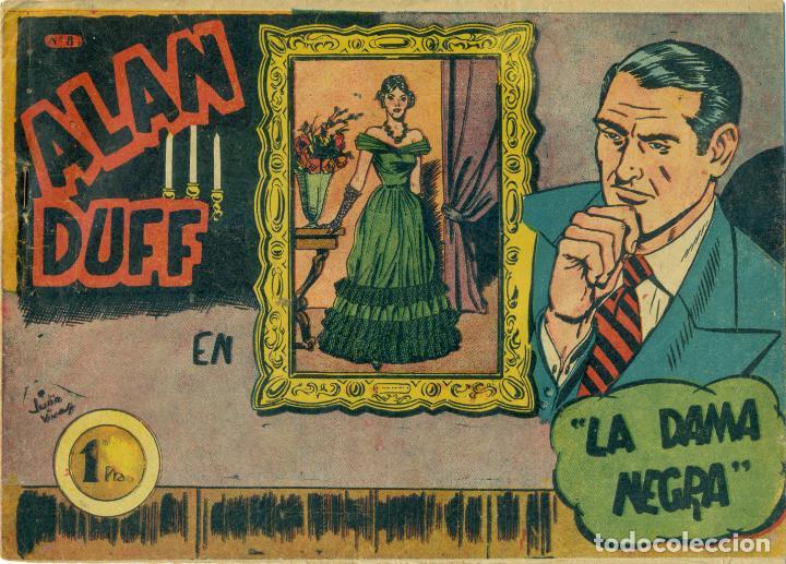 ALAN DUFF Nº 8 (Tebeos y Comics - Marco - Otros)