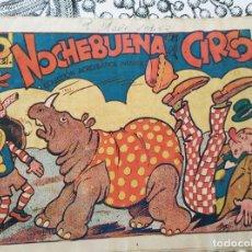 Tebeos: NOCHEBUENA EN EL CIRCO COLECCION ACROBATICA INFANTIL E. BOIX ED. MARCO 1942. Lote 218251735