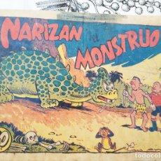 BDs: NARIZAN EL MONSTRUO AYNE ED. MARCO 1946 ORIGINAL DE EPOCA. Lote 218252031