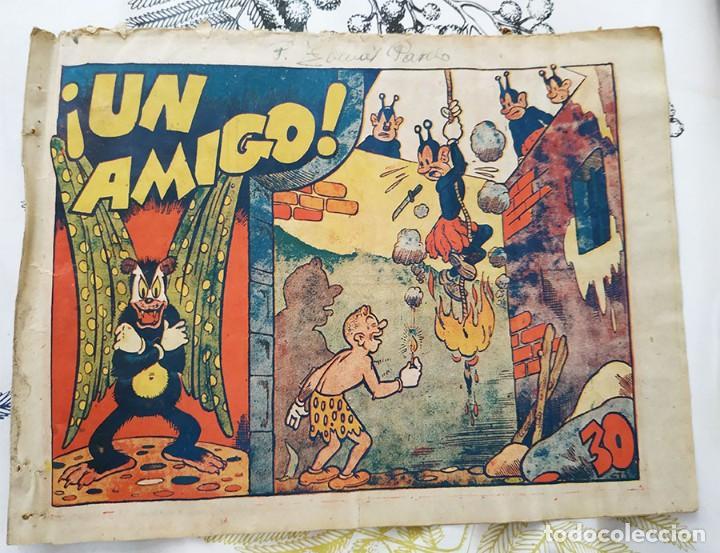 NARIZAN UN AMIGO AYNE ED. MARCO 1946 (Tebeos y Comics - Marco - Hipo (Biblioteca especial))