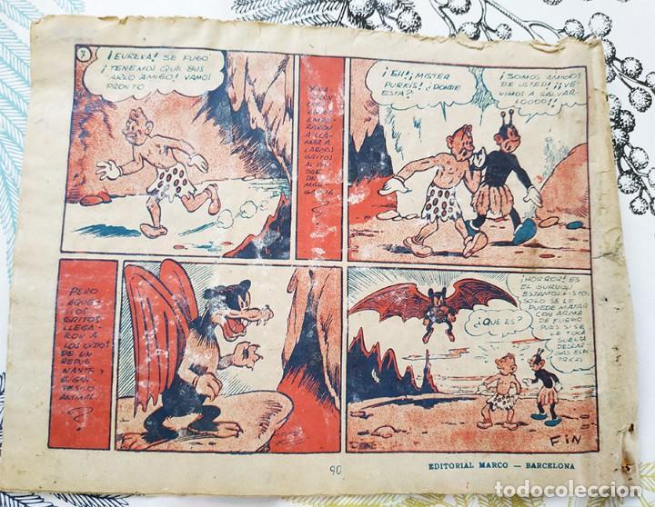 Tebeos: NARIZAN UN AMIGO AYNE Ed. MARCO 1946 - Foto 3 - 218340818