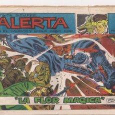 Tebeos: RIN-TIN-TIN SIEMPRE ALERTA Nº 12: LA FLOR MÁGICA. COLECCION CHEYENE. Lote 220090410