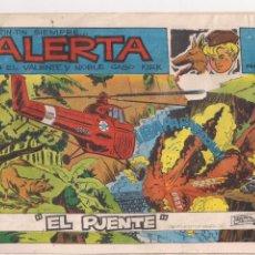 Tebeos: RIN-TIN-TIN SIEMPRE ALERTA Nº 14: EL PUENTE. COLECCION CHEYENE. Lote 220091410