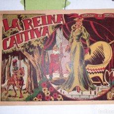 Livros de Banda Desenhada: LA REINA CAUTIVA, CUENTO DE HADAS. Lote 221295141