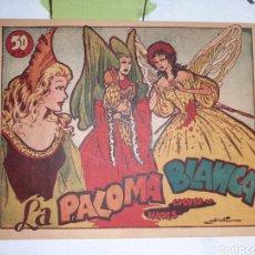 Giornalini: LA PALOMA BLANCA, CUENTO DE HADAS. Lote 221295398