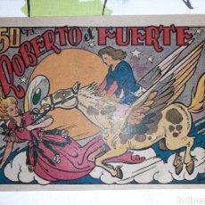 Tebeos: ROBERTO EL FUERTE, CUENTO DE HADAS, EMILIO BOIX. Lote 221297561