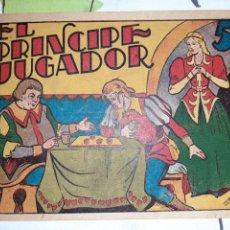 Giornalini: EL PRINCIPE JUGADOR, CUENTO DE HADAS, EMILIO BOIX. Lote 221297853