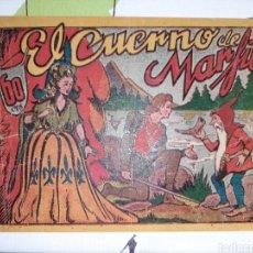 Giornalini: EL CUERNO DE MARFIL, CUENTO DE HADAS. Lote 221299387
