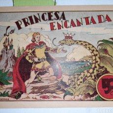 BDs: LA PRINCESA ENCANTADA, CUENTO DE HADAS. Lote 221299620