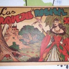 BDs: LAS RIQUEZAS DE ROSABEL, CUENTO DE HADAS. Lote 221299813