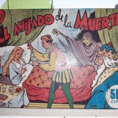 Giornalini: EL AHIJADO DE LA MUERTE, CUENTO DE HADAS, EMILIO BOIX. Lote 221301590