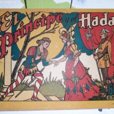 Tebeos: EL PRÍNCIPE Y EL HADA, CUENTO DE HADAS. Lote 221301781