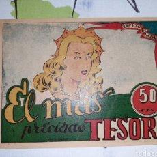 Giornalini: EL MAS PRECIADO TESORO, CUENTO DE HADAS. Lote 221302030