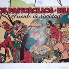 Tebeos: LOS PASTORCILLOS EN BELÉN , CUENTO DE NAVIDAD , EMILIO BOIX. Lote 221355133