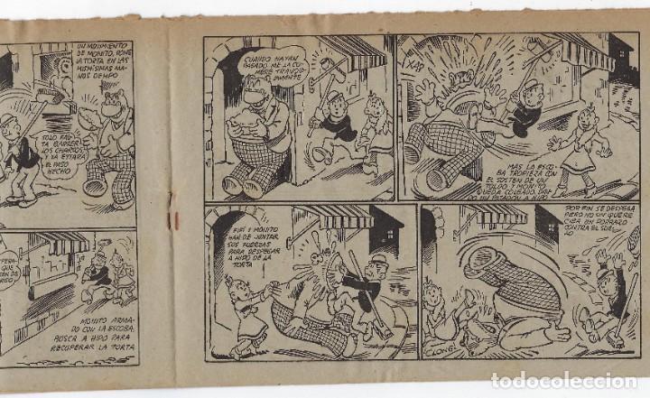 Tebeos: BIBLIOTECA ESPECIAL PARA NIÑOS: LA TORTA DE NAVIDAD - 1942 - ORIGINAL ***EDITORIAL MARCO *** - Foto 4 - 222014968