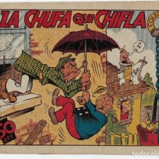 Tebeos: COLECCIÓN PIPA: LA CHUFA QUE CHIFLA - ORIGINAL ***EDITORIAL MARCO ***. Lote 222016250