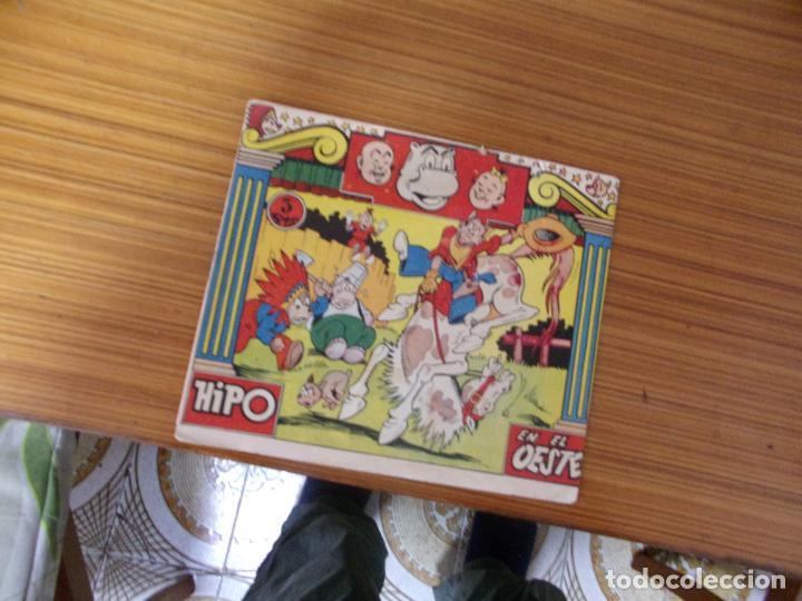 HIPO EN EL OESTE Nº EDITA MARCO (Tebeos y Comics - Marco - Hipo (Biblioteca especial))