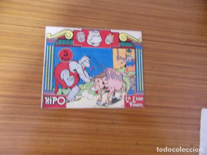 HIPO COLOR Nº 3 EDITA MARCO (Tebeos y Comics - Marco - Acrobática Infantil)