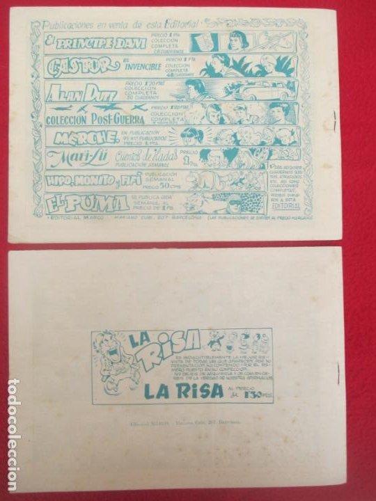 Tebeos: LOTE 48 TEBEOS EL PUMA 1ª SERIE MARCO ORIGINAL - Foto 35 - 224962356