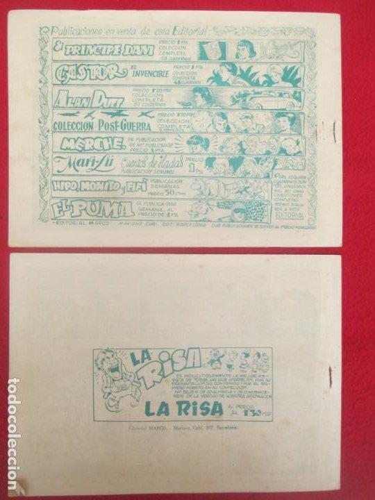 Tebeos: LOTE 48 TEBEOS EL PUMA 1ª SERIE MARCO ORIGINAL - Foto 39 - 224962356