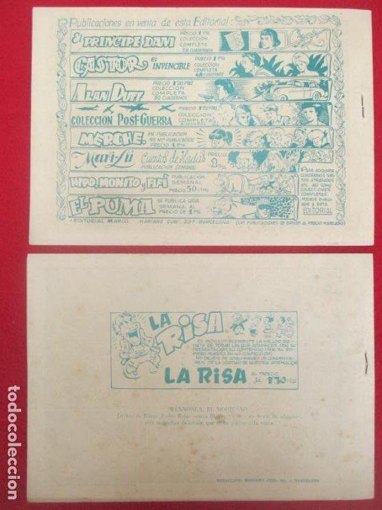 Tebeos: LOTE 48 TEBEOS EL PUMA 1ª SERIE MARCO ORIGINAL - Foto 41 - 224962356