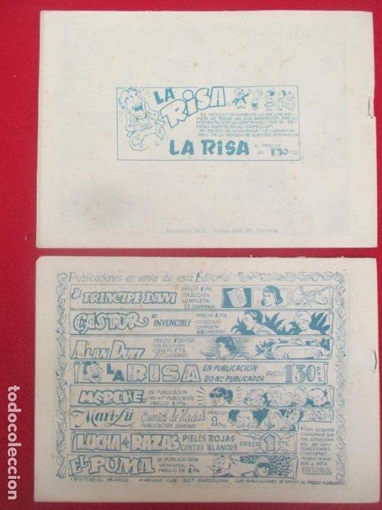Tebeos: LOTE 48 TEBEOS EL PUMA 1ª SERIE MARCO ORIGINAL - Foto 47 - 224962356
