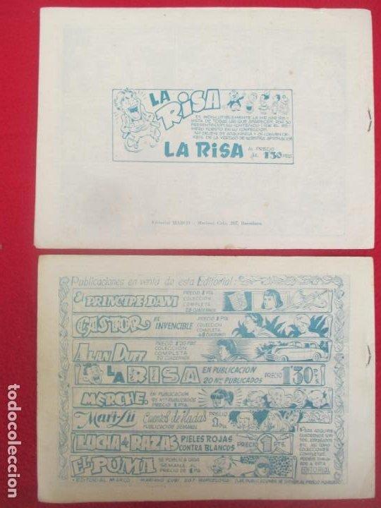 Tebeos: LOTE 48 TEBEOS EL PUMA 1ª SERIE MARCO ORIGINAL - Foto 49 - 224962356