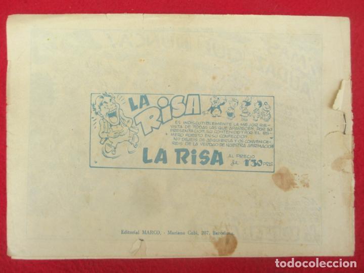 Tebeos: LOTE 48 TEBEOS EL PUMA 1ª SERIE MARCO ORIGINAL - Foto 51 - 224962356