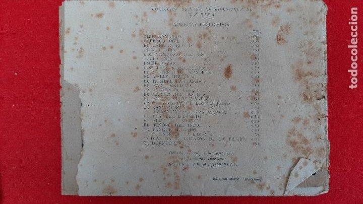 Tebeos: LOS VAMPIROS DEL DESIERTO COLECCION AVENTURAS GRAFICAS MARCO ANTIGUO ORIGINAL CT3 - Foto 2 - 226848784