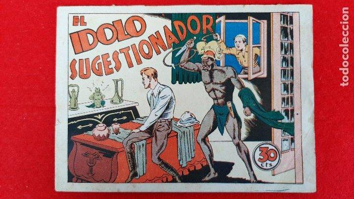 EL IDOLO SUGESTIONADOR COLECCION GRAFICA MARCO ANTIGUO ORIGINAL CT3 (Tebeos y Comics - Marco - Otros)