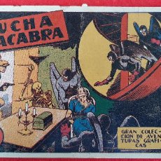 Tebeos: LA LUCHA MACABRA COLECCION AVENTURAS GRAFICAS ANTIGUO ORIGINAL CT3. Lote 226860345