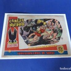 Giornalini: CABEZA DE HIERRO Nº 2 -ORIGINAL -EDITORIAL MARCO. Lote 227847725