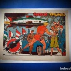 BDs: RED DIXON - SEGUNDA SERIE -Nº 70 ORIGINAL-EXCELENTE ESTADO. Lote 230057340