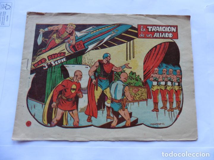 Tebeos: RED DIXON TERCERA SERIE 15 CUADERNILLOS ORIGINAL - Foto 10 - 232412135
