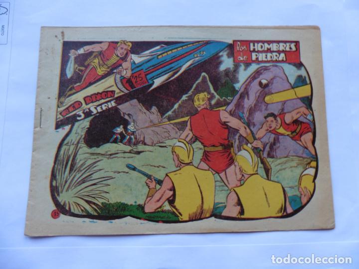 Tebeos: RED DIXON TERCERA SERIE 15 CUADERNILLOS ORIGINAL - Foto 11 - 232412135