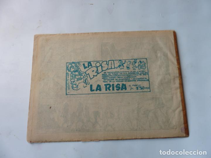 Tebeos: RED DIXON 1ª SERIE Nº31 MARCO ORIGINAL - Foto 2 - 232457595