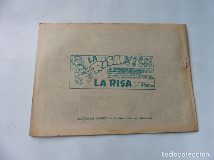 Tebeos: RED DIXON 1ª SERIE Nº37 MARCO ORIGINAL - Foto 2 - 232458035
