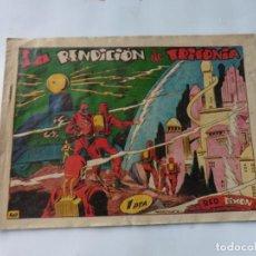 Tebeos: RED DIXON 1ª SERIE Nº40 MARCO ORIGINAL. Lote 232458275