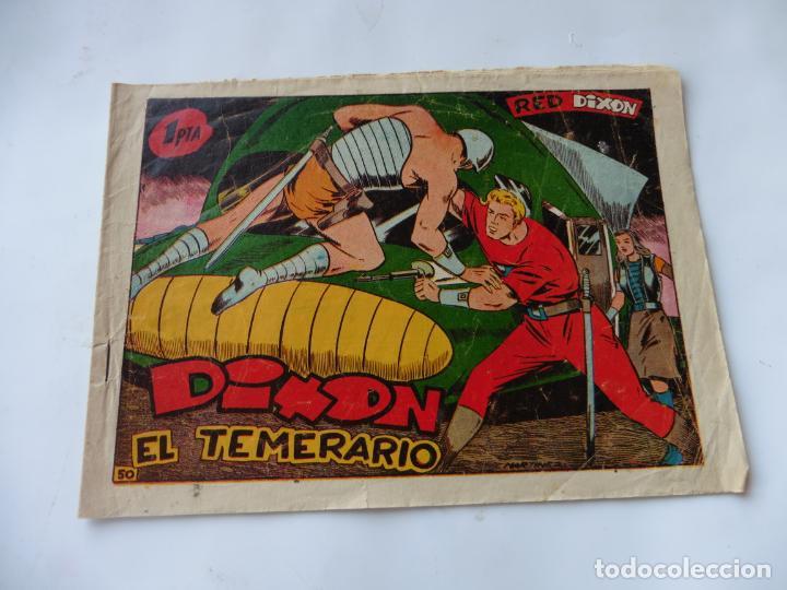 RED DIXON 1ª SERIE Nº50 MARCO ORIGINAL (Tebeos y Comics - Marco - Red Dixon)