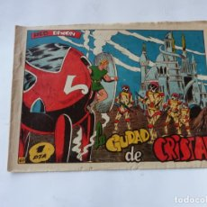 Tebeos: RED DIXON 1ª SERIE Nº60 MARCO ORIGINAL. Lote 232461570