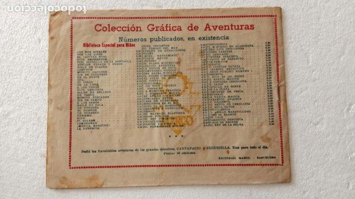 Tebeos: BIBLIOTECA ESPECIAL PARA NIÑOS - HIPO ORDENANZA - 1942 EDI. MARCO - E. BOIX - Foto 2 - 233840605