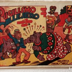 Tebeos: BIBLIOTECA ESPECIAL PARA NIÑOS - HIPO , PUGILISMO CALLEJERO - 1942 EDI. MARCO - E. BOIX. Lote 233841895