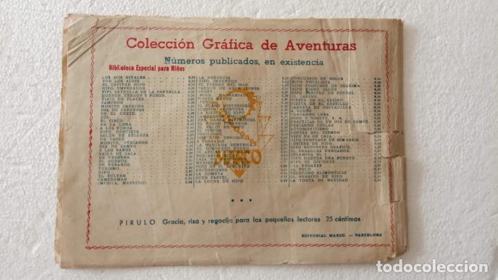 Tebeos: BIBLIOTECA ESPECIAL PARA NIÑOS - HIPO BUSCANDO PETROLEO - 1942 EDI. MARCO - E. BOIX - Foto 2 - 233842780