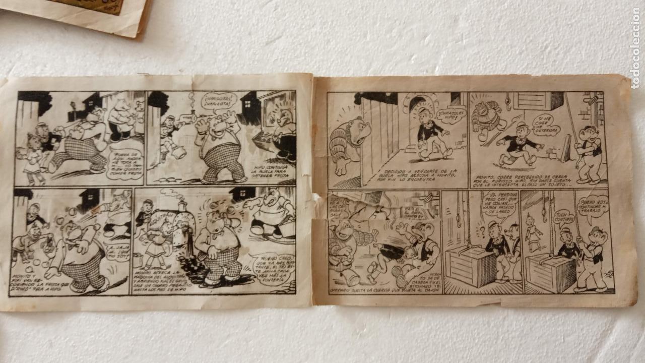 Tebeos: BIBLIOTECA ESPECIAL PARA NIÑOS - HIPO BUSCANDO PETROLEO - 1942 EDI. MARCO - E. BOIX - Foto 6 - 233842780