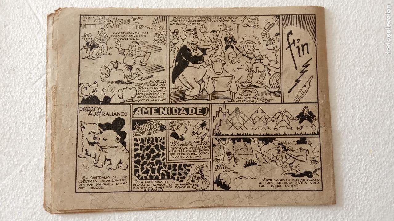 Tebeos: BIBLIOTECA ESPECIAL PARA NIÑOS - HIPO BUSCANDO PETROLEO - 1942 EDI. MARCO - E. BOIX - Foto 7 - 233842780