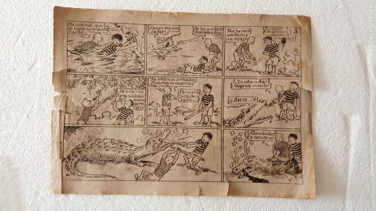 Tebeos: BIBLIOTECA ESPECIAL PARA NIÑOS - HIPO BUSCANDO PETROLEO - 1942 EDI. MARCO - E. BOIX - Foto 8 - 233842780