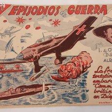 Tebeos: EPISODIOS DE GUERRA Nº 1 - EDI. MARCO - UNIVERSO - SIN CATALOGAR. Lote 234496055